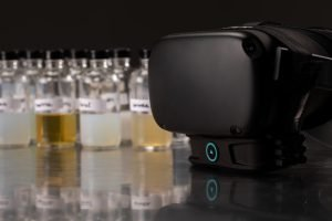 OVR Technology's ION and Scent bottles
