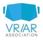 VRAR Association Logo